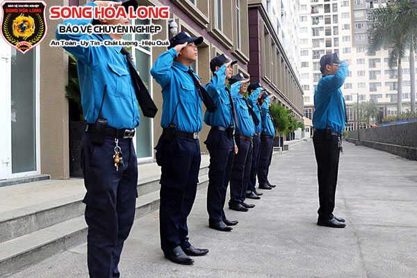 dịch vụ bảo vệ tòa nhà chung cư